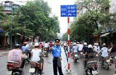 """Phân làn giao thông ở Hà Nội có nguy cơ """"phá sản"""""""