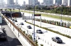 Chính thức thông xe toàn tuyến Đại lộ Đông-Tây