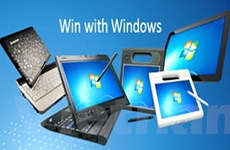 Microsoft VN khuyến mãi mua máy tính Windows 7