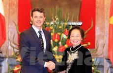 Thúc đẩy quan hệ sâu rộng Việt Nam-Đan Mạch