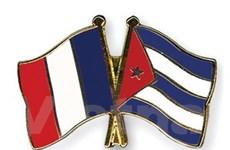 Cuba-Pháp mở rộng hợp tác lĩnh vực thương mại