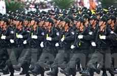 Tăng lãnh đạo của Đảng với bảo vệ an ninh Tổ quốc