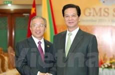 Phối hợp thực hiện thỏa thuận cấp cao Việt-Trung