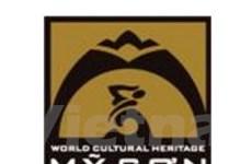 Công bố logo khu di sản văn hóa thế giới Mỹ Sơn