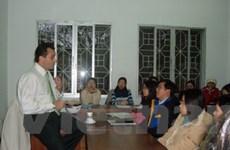 Tăng cường việc giảng dạy tiếng Pháp tại Việt Nam