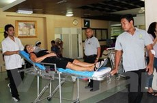 Thái Lan: Du khách nhập viện vì ngộ độc ở bể bơi