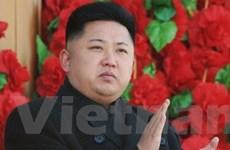 Kim Jong-un thăm quân đội trước tập trận Hàn-Mỹ