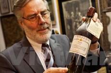 Bộ sưu tập rượu cổ nhất thế giới sẽ được đem bán