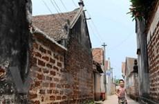 Hà Nội trùng tu 10 nhà cổ tại làng cổ Đường Lâm