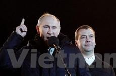 Putin trở lại ghế tổng thống: Tin tưởng và kỳ vọng