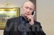 Chúc mừng ông Putin