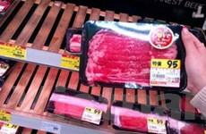 Đài Loan sẽ tăng cường kiểm tra thịt bò nhập khẩu