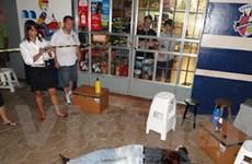 Xô xát quán bar, một chủ báo ở Brazil bị bắn chết