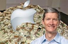Apple muốn kiếm 1.000 tỷ USD trong thập kỷ tới