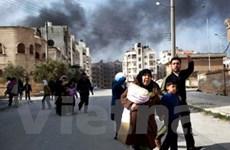 Phe đối lập ở Syria kêu gọi Liên hợp quốc can thiệp