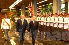 Tăng cường hơn hợp tác toàn diện Việt Nam-Cuba
