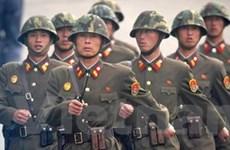 Triều Tiên đặt quân đội trong tình trạng báo động