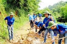 Tạo điều kiện để tuổi trẻ xây dựng nông thôn mới