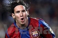 Mẹ Messi thắng kiện