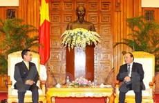 Việt Nam luôn coi trọng hợp tác thương mại với Lào