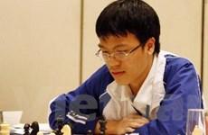 Giải cờ vua châu Á: Lê Quang Liêm bất ngờ thất thủ
