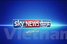Sky News Arabia lên sóng, cạnh tranh với Al Jazeera