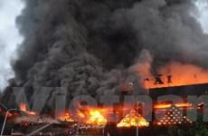 4 tháng đầu năm, cả nước xảy ra gần 550 vụ cháy