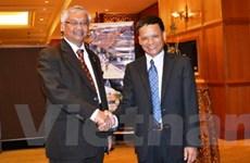 Việt Nam và Malaysia thúc đẩy hợp tác song phương