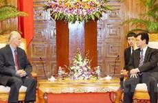 Thủ tướng tiếp Hoàng tử Công quốc Liechtenstein