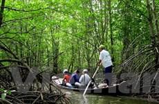 Cần Giờ hướng đến đô thị du lịch sinh thái rừng-biển