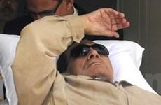 Sức khỏe Mubarak xấu đi