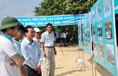 Triển lãm ảnh về bảo vệ môi trường Vịnh Hạ Long