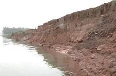 Hậu Giang di dời 200 hộ dân nằm trong vùng sạt lở