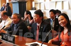 VN tham gia tích cực tại cuộc họp ĐH đồng Công ước