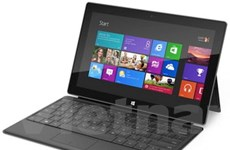 Microsoft trình làng tablet Surface để thách thức iPad