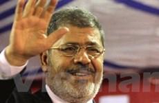 Ai Cập: Thủ lĩnh của phe Hồi giáo đắc cử tổng thống
