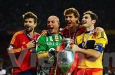 Các kỷ lục sau Euro 2012