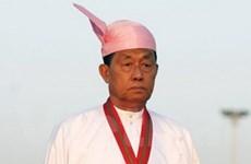 Phó Tổng thống thường trực của Myanmar từ chức