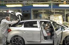 Pháp sắp tiến hành tái cơ cấu ngành công nghiệp ôtô
