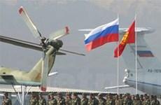 Kyrgyzstan tăng giá căn cứ quân sự cho Nga thuê