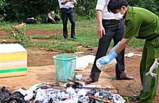 Tiêu hủy 18 con Voọc chà vá chân đen bị sát hại