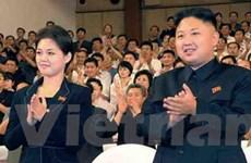 Triều Tiên lần đầu xác nhận ông Kim Jong Un kết hôn