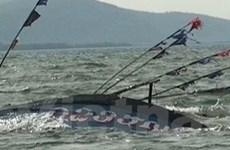 Thấy thi thể ngư dân mất tích vụ chìm tàu ở cửa Sót