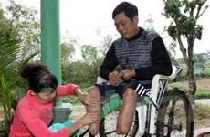 Nhật Bản hỗ trợ nạn nhân bom mìn tỉnh Quảng Trị