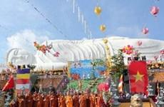 Khai mạc Tuần văn hóa Phật giáo quy mô lớn nhất