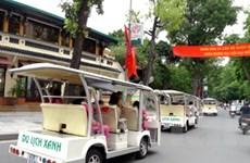 Thêm tuyến xe điện tham quan các khu phố Hà Nội