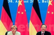Tham vấn liên chính phủ Trung Quốc và Đức vòng hai