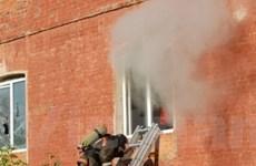 10 thợ may Việt chết trong vụ hỏa hoạn ở Mátxcơva