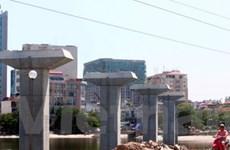 Đường sắt Cát Linh-Hà Đông chậm vì nhà thầu TQ