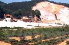 Hệ lụy từ khai thác khoáng sản tràn lan tại Bảo Lộc